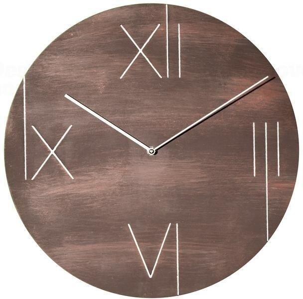 Kovové nástěnné hodiny Galileo NeXtime 3104 br