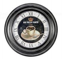 Designové nástěnné hodiny 21445 Lowell 30cm