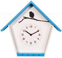 Designové nástěnné hodiny 3109bl Nextime 33cm
