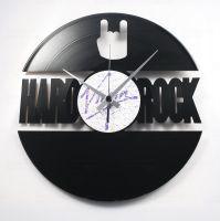 Designové nástěnné hodiny Discoclock 072 Hard Rock 30cm