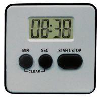 Nástěnné hodiny Elegantní digitální minutka s magnetem ve 4 barevných kombinacích..0530 Nástěnné hodiny