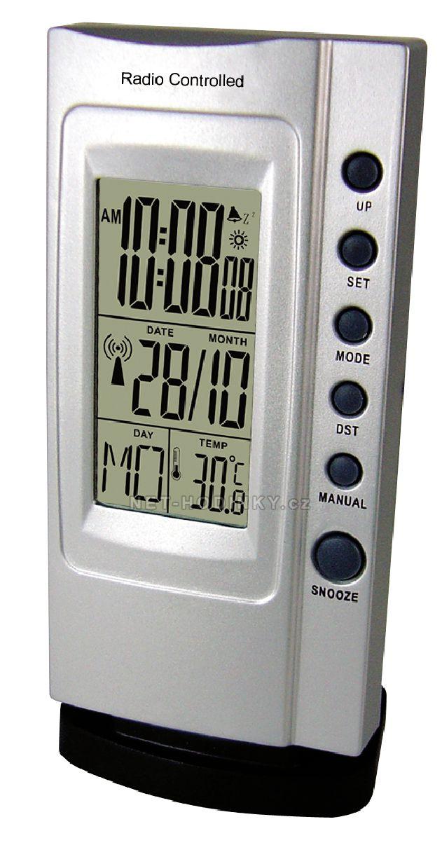 Jednoduchá digitální meteostanice se základními funkcemi C02.2586