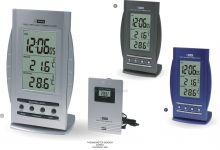 Rádiem řízená meteorologická stanice v různých barevných provedení C02.2758 | C02.2758, C02.2758, C02.2758