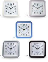 Dětské plastové nástěnné hodiny s různými motivy E01.2418 | E01.2418, E01.2418, E01.2418