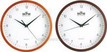 Elegantní dřevěné hodiny s jednoduchým ciferníkem E01.2472