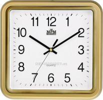 Klasické nástěnné hodiny čtvercového typu E01.2928