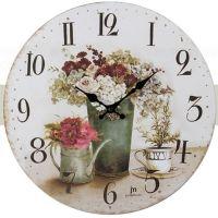 Designové nástěnné hodiny 21454 Lowell  34cm