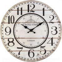 Designové nástěnné hodiny 21455 Lowell  34cm