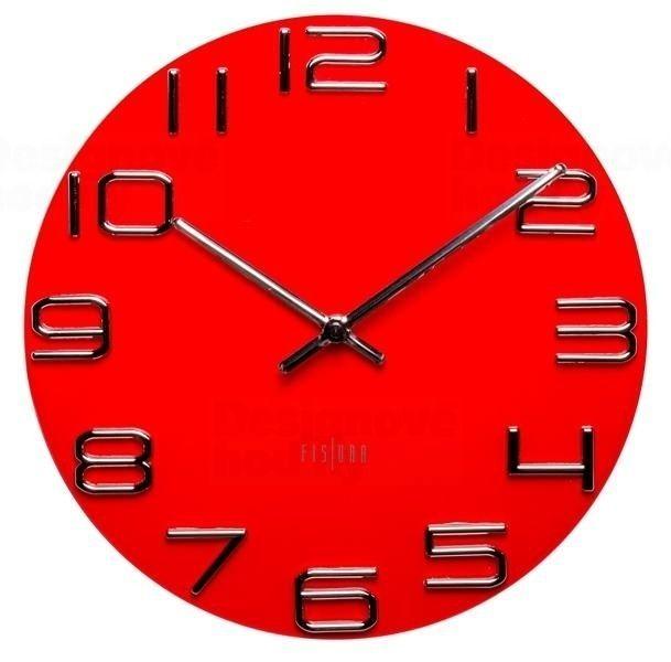 Designové nástěnné hodiny CL0068 Fisura 30cm