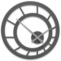 Designové hodiny 10-117 CalleaDesign Icarus 45cm (více barevných verzí) Barva béžová-12 - RAL7044