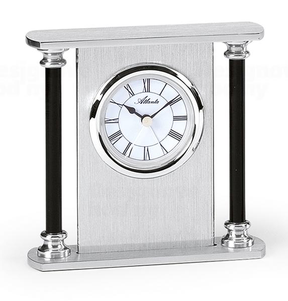 Nástěnné hodiny Designové stolní hodiny s funkci budíku AT3096-19 Atlanta Nástěnné hodiny
