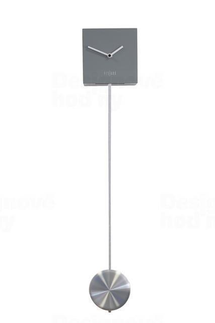 Moderní kyvadlové hodiny designové Fisura CL0314