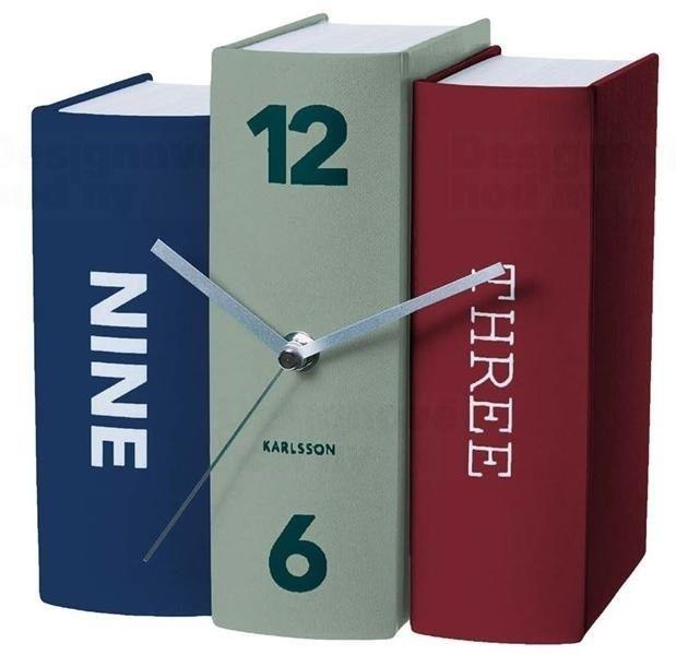Stolní design hodiny Karlsson 5629