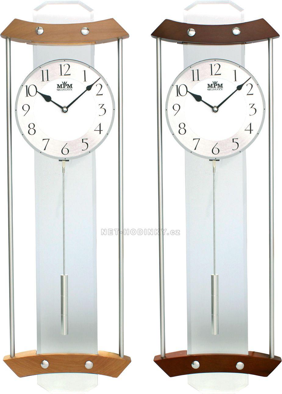 Moderní kyvadlové hodiny E07.3053.0266 - E07.3053