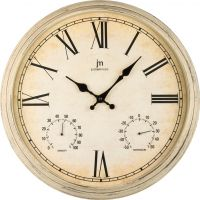 Designové nástěnné hodiny 00835C Lowell 40cm