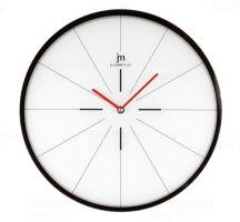 Designové nástěnné hodiny 14874 Lowell 34cm