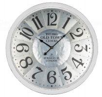 Designové nástěnné hodiny 21463 Lowell 60cm