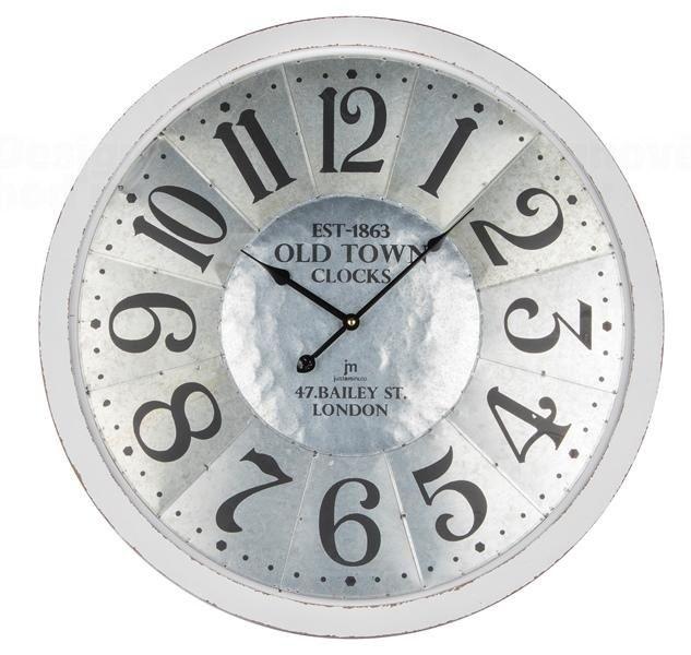 Lowell Italy Stylové retro hodiny velké Lowell 21463
