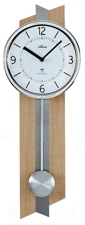 Kyvadlové hodiny řízené rádiem Atlanta AT5101