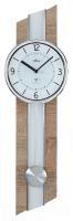 Kyvadlové nástěnné hodiny AT5102-30 řízené rádiovým signálem 69cm