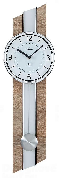 Kyvadlové hodiny řízené rádiem Atlanta AT5102-30