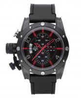 Náramkové hodinky Seaplane ULTIMATE JVDW 47.3 červená