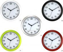 Nástěnné hodiny kulaté na stěnu