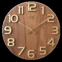 Nástěnné hodiny dřevěné JVD  HT97.5