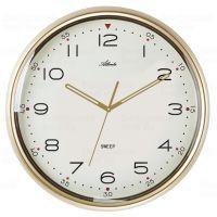 Designové nástěnné hodiny AT4469 Atlanta 37cm