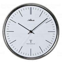 Designové nástěnné hodiny Atlanta AT4493 řízené signálem DCF 30cm