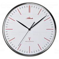 Designové nástěnné hodiny Atlanta AT4494 řízené signálem DCF 32cm