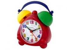 Dětský quarzový budík barevný pro děti TECHNOLINE červená skladem
