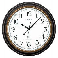 Nástěnné hodiny AMS 5978 rádiem řízené