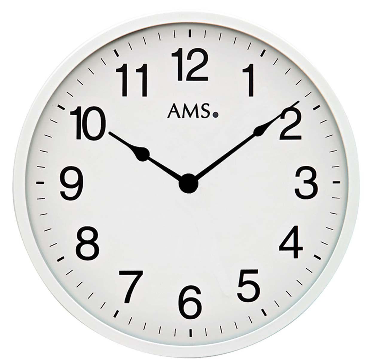 Nástěnné hodiny AMS 9494 quartz kulaté