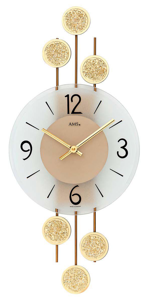 nástěnné hodiny ams 9439