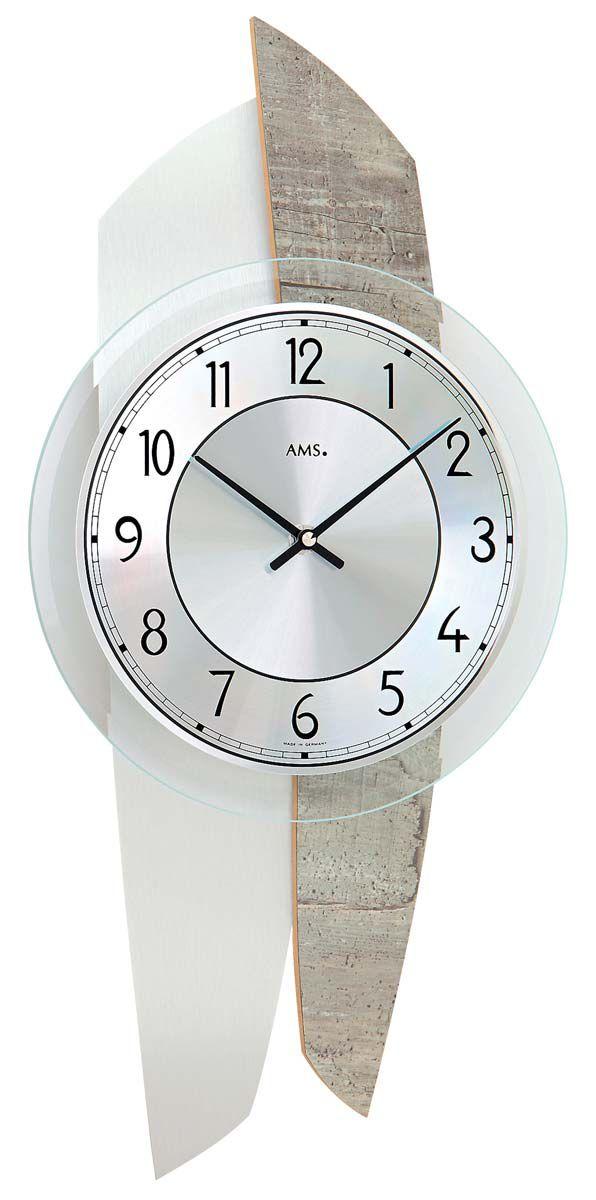 nástěnné hodiny ams 9498