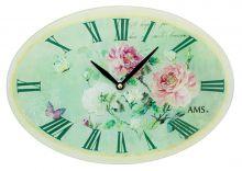 Nástěnné hodiny AMS 9479