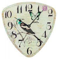 lNástěnné hodiny AMS 9480