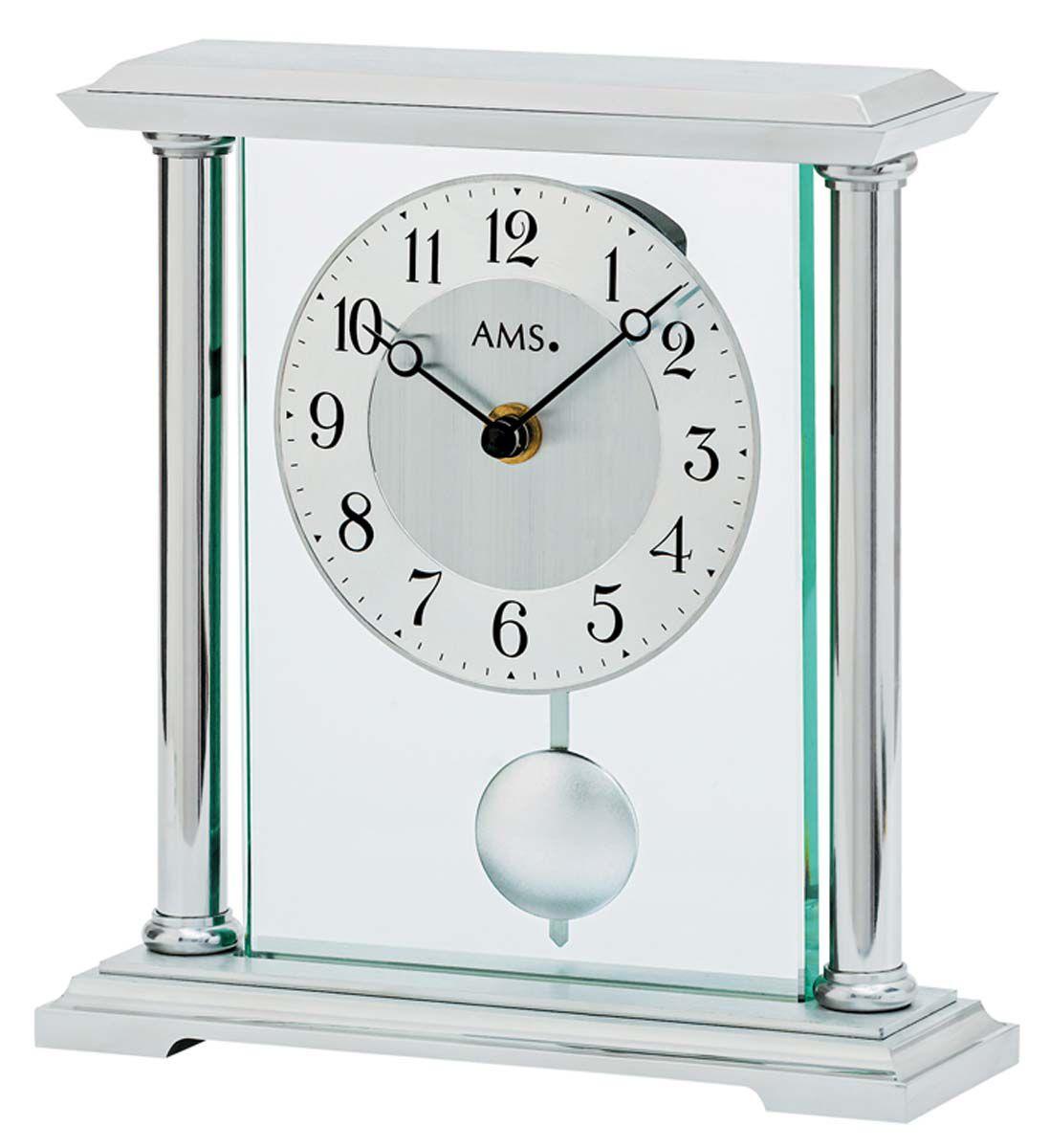 AMS stolní hodiny německé výroby