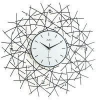 Nástěnné designové hodiny JVD HJ30