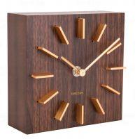 Designové stolní i nástěnné hodiny 5781DW Karlsson 15cm