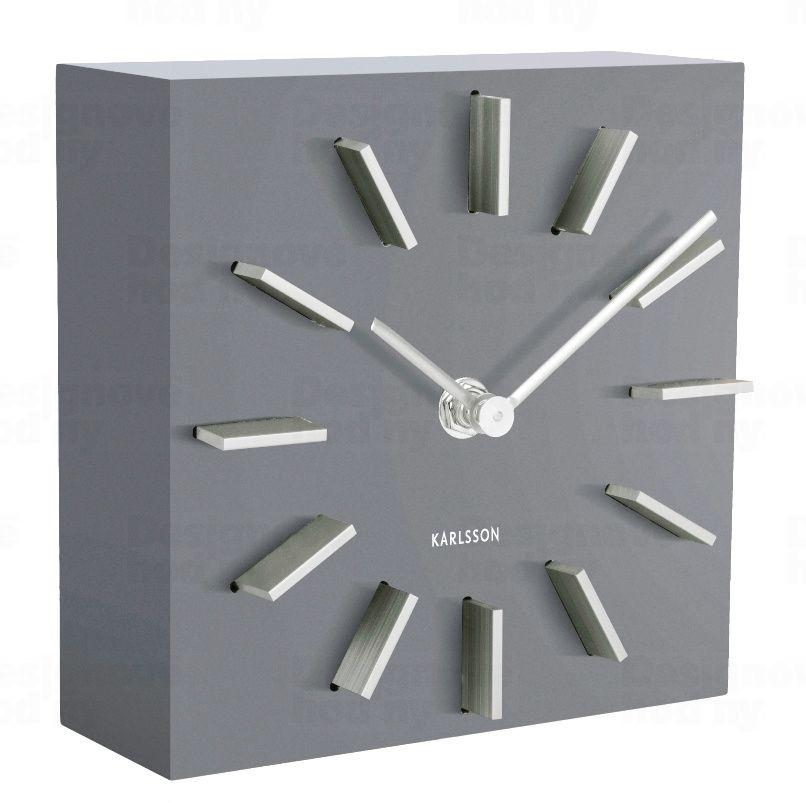 Dřevěné hodiny Karlsson