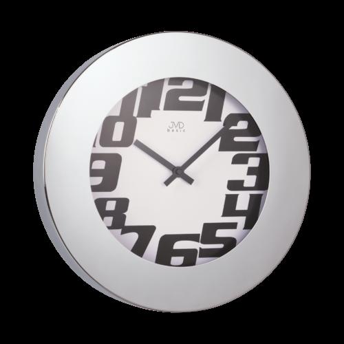 Kovové nástěnné hodiny H91