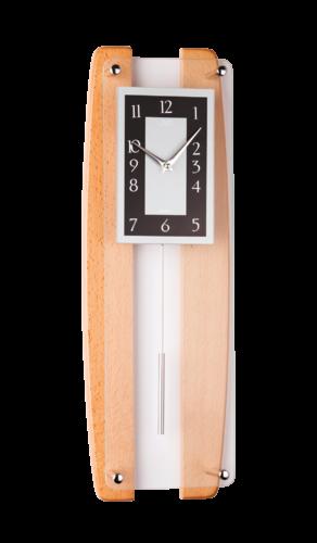 Nástěnné kyvadlové hodiny JVD quartz N12033/68