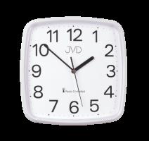 Rádiem řízené nástěnné hodiny JVD RH616.1