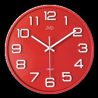 Hodiny JVD SWEEP červené HX2472.6
