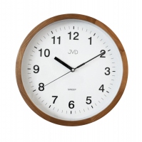 Dřevěné nástěnné hodiny JVD NS19019/11