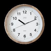 Dřevěné nástěnné hodiny JVD NS19019/78