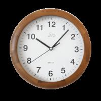 Dřevěné nástěnné hodiny JVD NS19020/11