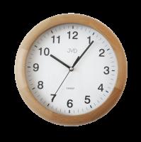 Dřevěné nástěnné hodiny JVD NS19020/68